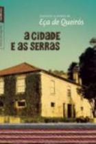 Livro - A cidade e as serras (edição de bolso) -