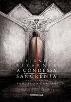 Livro - A condessa sangrenta -