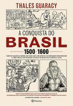 Livro - A conquista do Brasil -