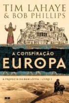 Livro - A conspiração Europa -