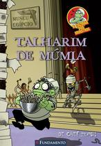 Livro - A Cozinha Dos Monstros - Talharim De Múmia -