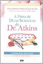 Livro - A dieta de duas semana do Dr. Atkins -