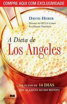 Livro - A DIETA DE LOS ANGELES -