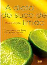 Livro - A dieta do suco de limão -