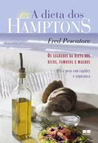 Livro - A dieta dos Hamptons -