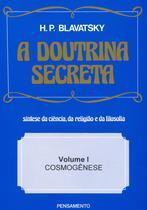 Livro - A Doutrina Secreta - (Vol. I) -