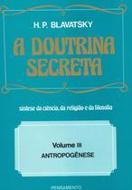 Livro - A Doutrina Secreta - (Vol. III) -