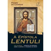 Livro - A epístola lentuli -