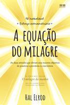 Livro - A equação do milagre -