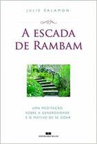 Livro - A escada de Rambam -