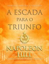 Livro - A escada para o triunfo - LIVRO DE BOLSO -