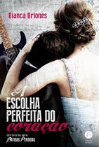 Livro - A escolha perfeita do coração -