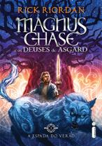 Livro - A espada do verão - (Série Magnus Chase e os deuses de Asgard)