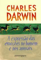 Livro - A expressão das emoções no homem e nos animais -