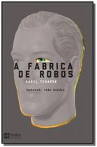 Livro - A Fábrica de robôs -