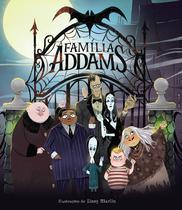 Livro - A família Addams -