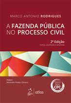 Livro - A Fazenda Pública no Processo Civil -