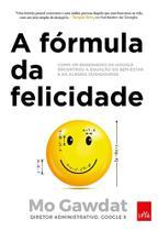 Livro - A fórmula da felicidade -