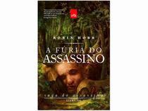 Livro A Fúria Do Assassino - Robin Hobb