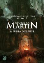 Livro - A fúria dos reis -