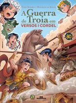 Livro - A Guerra de Troia em Versos de Cordel -