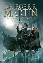 Livro - A Guerra dos Tronos HQ - volume II -