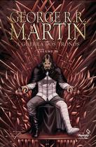 Livro - A Guerra dos Tronos HQ - volume III -