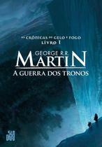 Livro - A guerra dos tronos -