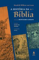 Livro - A história da Bíblia -