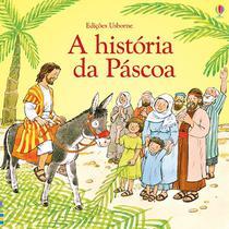 Livro - A história da Páscoa -