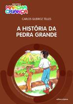 Livro - A história da pedra grande -
