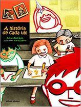 Livro - A história de cada um -