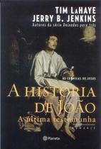 Livro - A história de João -