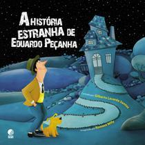 Livro - A história estranha de Eduardo Peçanha -