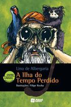 Livro - A ilha do tempo perdido -