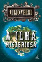 Livro - A ilha misteriosa -