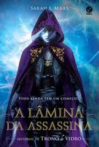 Livro - A lâmina da assassina: Histórias de Trono de Vidro -