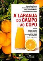 Livro - A laranja do campo ao copo -
