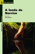 Livro - A lenda de Narciso -