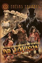 Livro - A lição de anatomia do temível Dr. Louison -