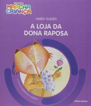 Livro - A loja da dona Raposa -