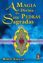 Livro - A magia divina das Sete Pedras Sagradas -