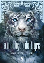 Livro - A maldição do tigre (A maldição do tigre – Livro 2) -