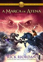 Livro - A marca de Atena - (Série Os heróis do Olimpo)