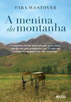 Livro - A menina da montanha -
