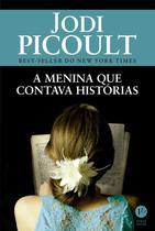 Livro - A menina que contava histórias -