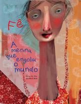 Livro - A menina que engoliu o mundo -