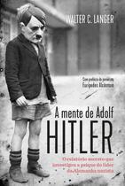 Livro - A mente de Adolf Hitler -