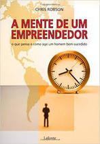Livro A Mente de Um Empreendedor - Lafonte