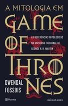 Livro - A mitologia em game of thrones -